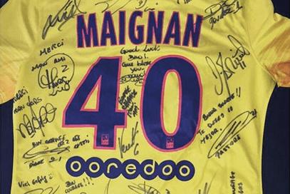 Le cadeau du PSG à Mike Maignan