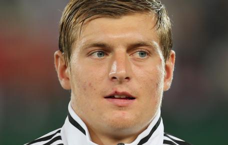 Entorse du genou pour Kroos — Real Madrid