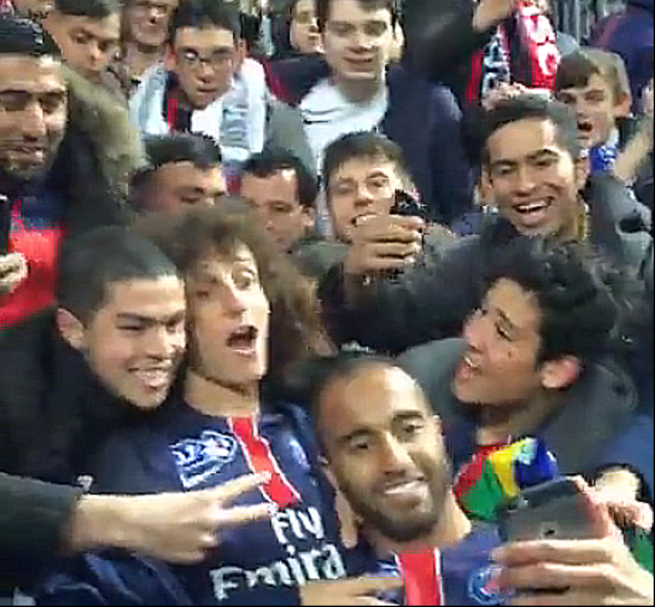 Lucas Moura Lucasmoura7: PHOTOS. La Victoire Du PSG En Coupe De La Ligue Vue Par