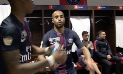 Affrontements au Parc OL avant Lyon-Besiktas — Ligue Europa
