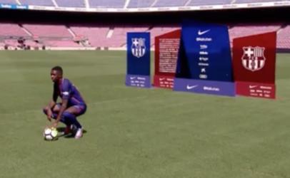 Rennes touche le jackpot — Dembélé au Barça