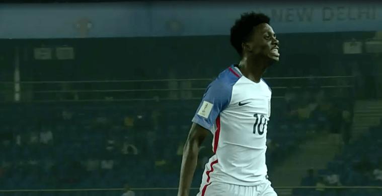 Timothy Weah veut se frotter à Cavani et Neymar — PSG