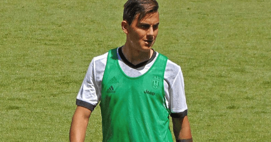 Paulo Dybala (Photo by Leandro Ceruti)