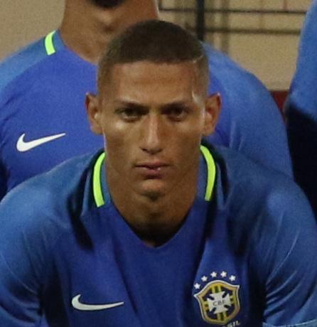 Le PSG sur le brésilien Richarlison