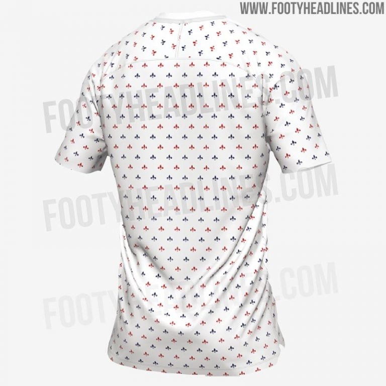 new arrival 8ce7f 7a018 Psg Fleur De Lis Shirt