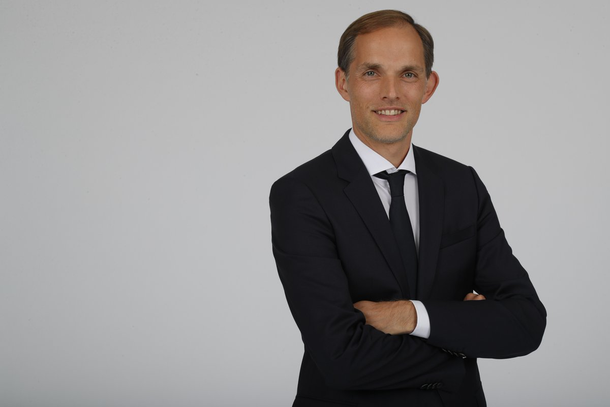Thomas Tuchel - Credit photo PSG