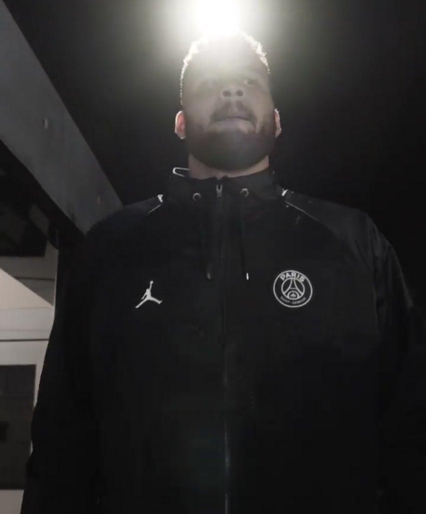 look for uk store watch DJ Khaled dévoile la nouvelle collection PSG x Jordan - VIPSG