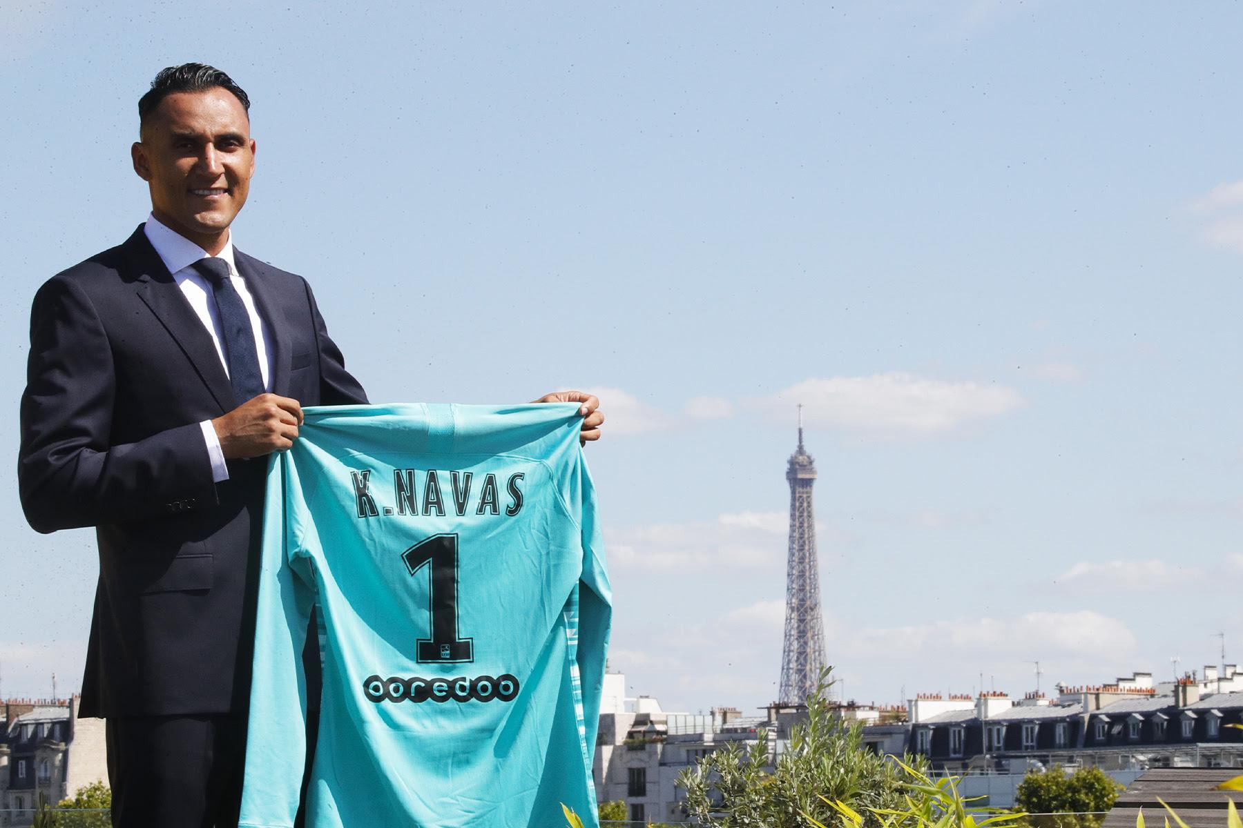 PSG : Keylor Navas arrive jeudi à Paris !