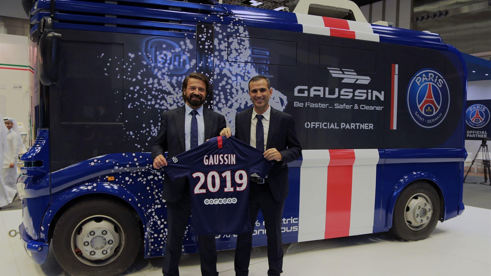Un nouveau partenariat pour Paris