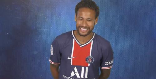 Neymar fait un onze du PSG, Riolo le reprend de volée